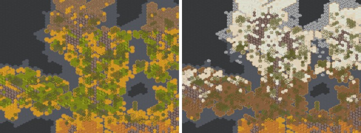 Seasons Comparison (Small)