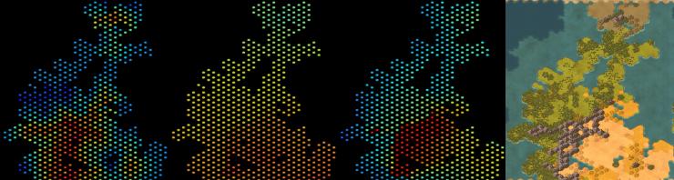 Map Generation Layers
